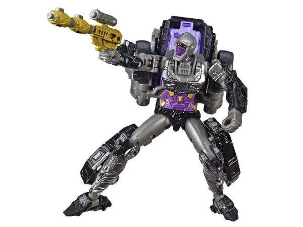 Transformers Generations Selects Deluxe Nightbird Action Figure
