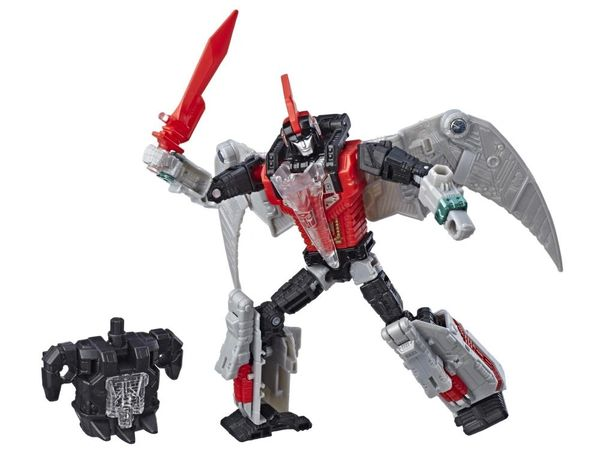 Transformers Generations Selects Deluxe Red Dinobot Swoop Action Figure