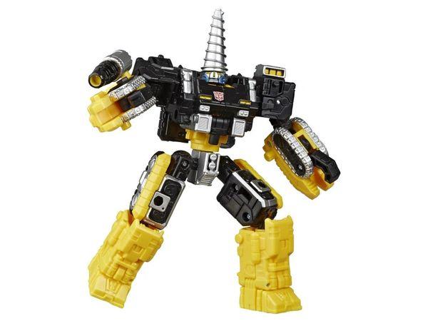 Transformers Generations Selects Deluxe Powermaster Zetar Action Figure