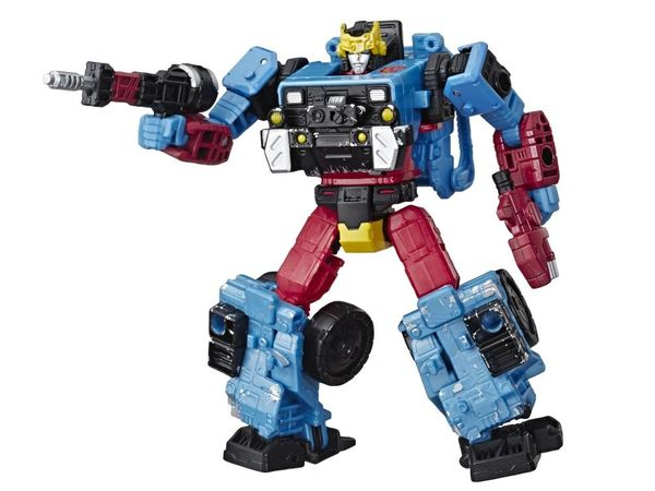 Transformers Generations Selects Deluxe Hot Shot Action Figure