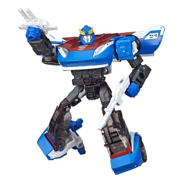 Transformers Generations Selects Deluxe Smokescreen Action Figure