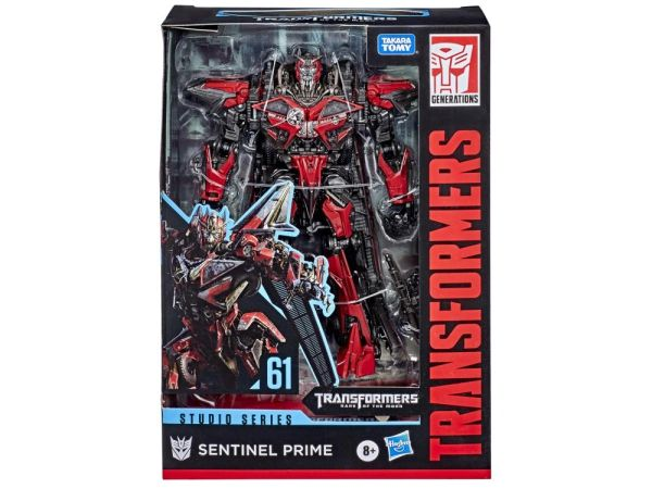 Transformers Studio Series No. 61 Voyager Class Sentinel Prime Action Figure