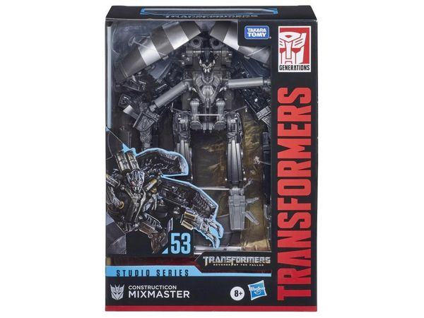 Transformers Studio Series No. 53 Voyager Class Mixmaster Action Figure