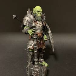 *PRE-SALE* Mythic Legions Vorthogg Action Figure
