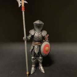 *PRE-SALE* Mythic Legions Red Shield Soldier Action Figure