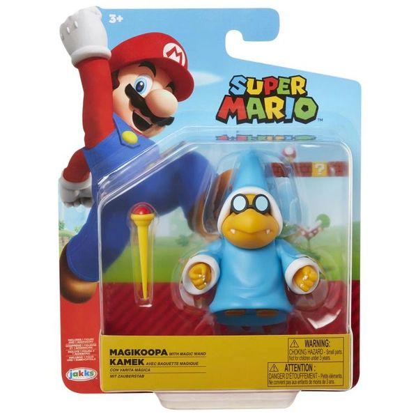 World of Nintendo Series 19 Magikoopa Action Figure