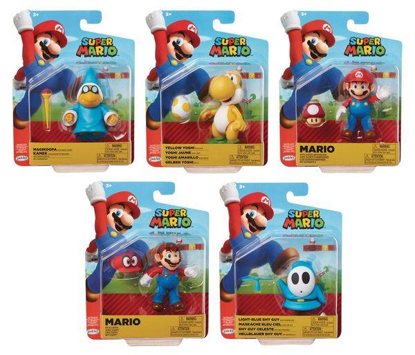 World of Nintendo Series 19 Action Figure Set