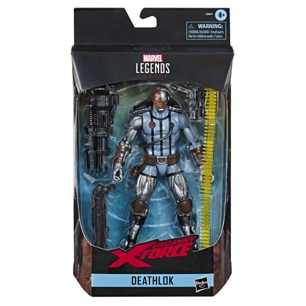 Marvel Legends Deathlok (Uncanny X-Force) Action Figure