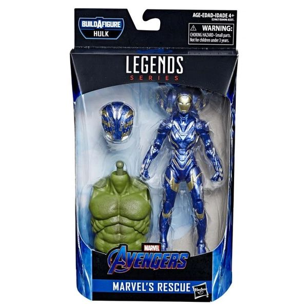 Marvel Legends Rescue (Pepper Potts) Action Figure