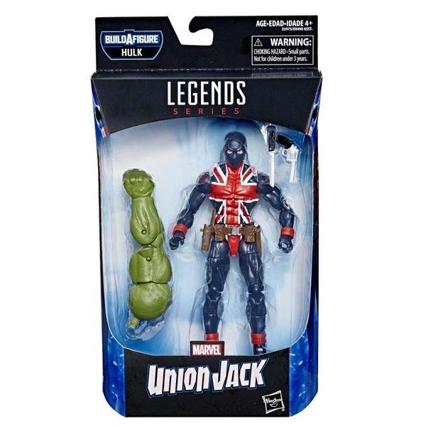 Marvel Legends Union Jack Action Figure