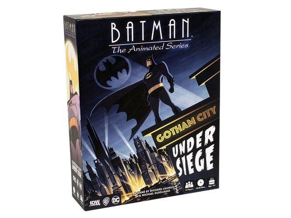 Batman: The Animated Series Gotham City Under Siege Game
