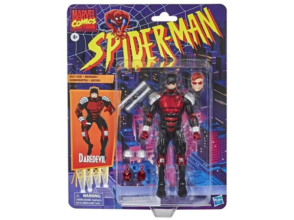 *PRE-SALE* Marvel Legends Spider-Man Retro Collection Daredevil Action Figure