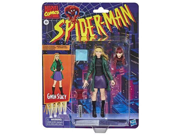 *PRE-SALE* Marvel Legends Spider-Man Retro Collection Gwen Stacy Action Figure