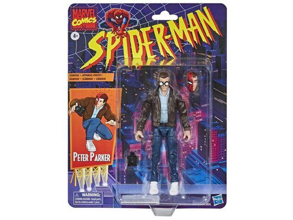 *PRE-SALE* Marvel Legends Spider-Man Retro Collection Peter Parker Action Figure