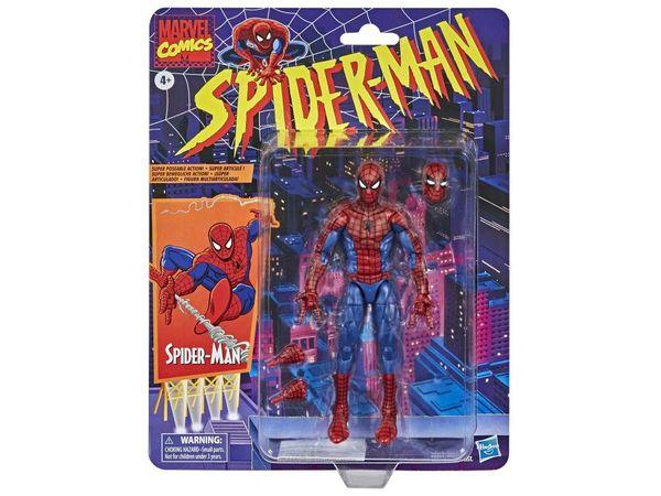 *PRE-SALE* Marvel Legends Spider-Man Retro Collection Spider-Man Action Figure