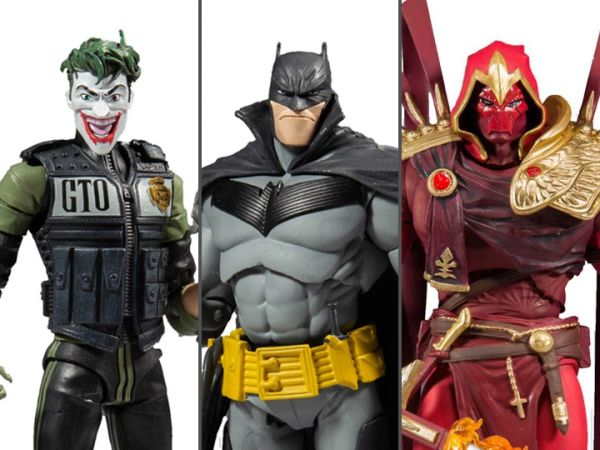 *PRE-SALE* DC Multiverse: Batman The White Knight Action Figure Set