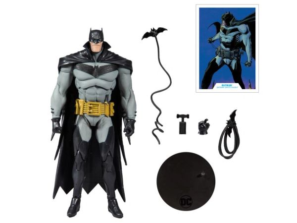 DC Multiverse: Batman The White Knight Batman Action Figure