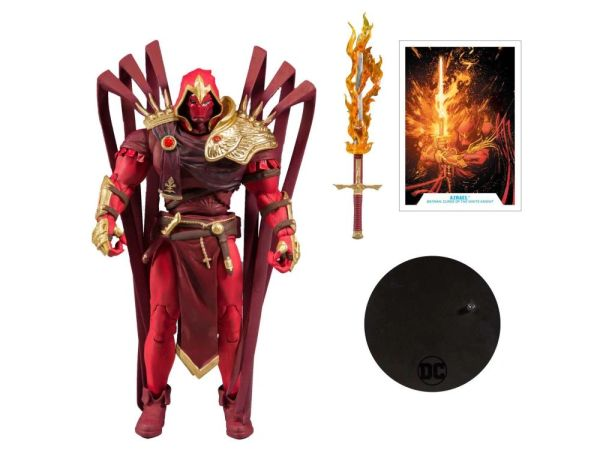 DC Multiverse: Batman The White Knight Azrael Action Figure