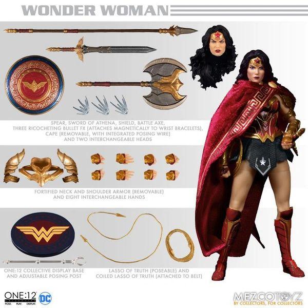 *PRE-SALE* DC One:12 Collective Wonder Woman Action Figure