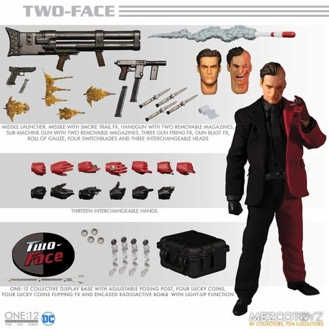 *PRE-SALE* DC One:12 Collective Two-Face Action Figure