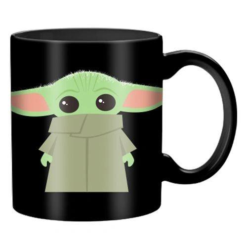 Star Wars: The Mandalorian The Child Black 20 oz. Mug