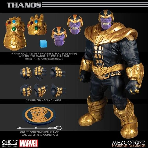 *PRE-SALE* Marvel One:12 Collective Thanos Action Figure