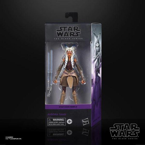 *PRE-SALE* Star Wars: Rebels The Black Series Ahsoka Tano Action Figure
