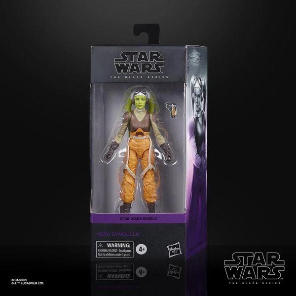 *PRE-SALE* Star Wars Rebels: The Black Series Hera Syndulla Action Figure