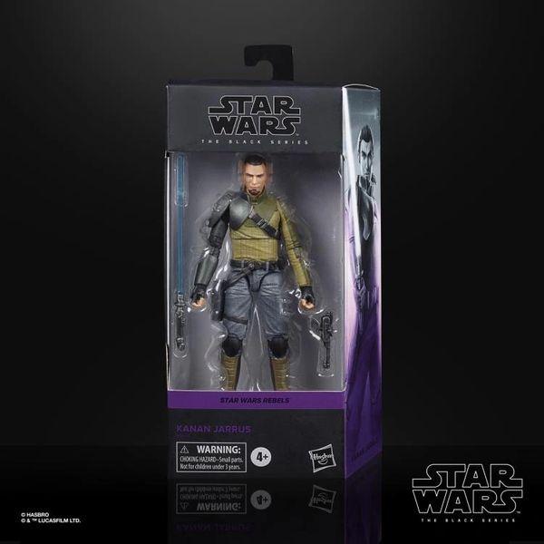 *PRE-SALE* Star Wars Rebels: The Black Series Kanan Jarrus Action Figure