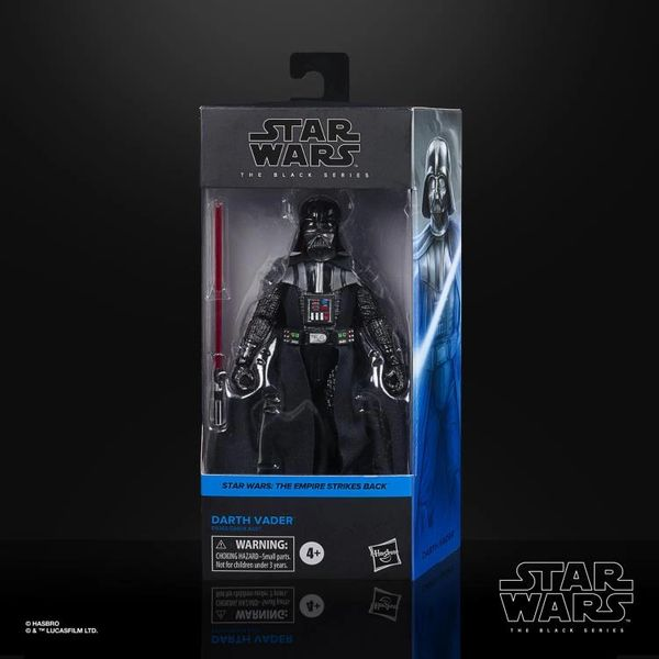 *PRE-SALE* Star Wars Black Series Darth Vader (The Empire Strikes Back) Action Figure