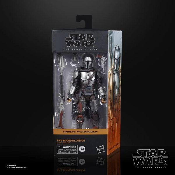 *PRE-SALE* Star Wars Black Series The Mandalorian (Beskar Armor) Action Figure