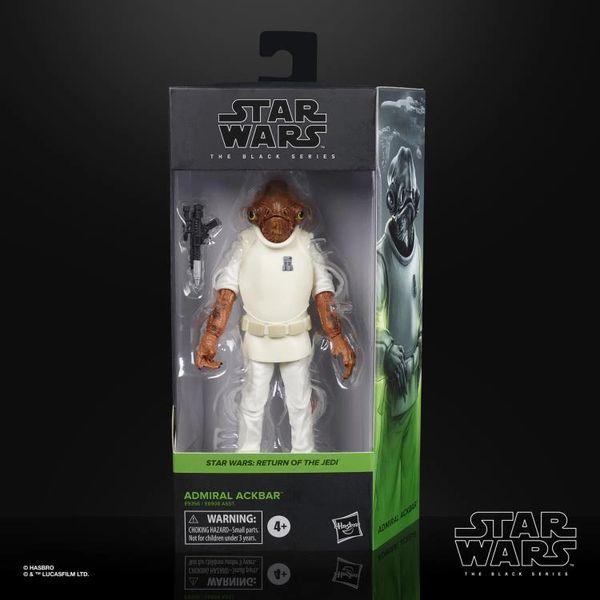*PRE-SALE* Star Wars Black Series Admiral Ackbar Action Figure