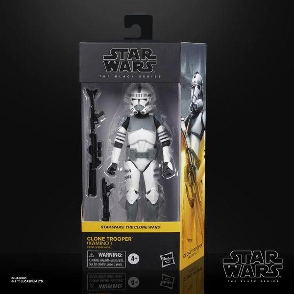 *PRE-SALE* Star Wars Black Series Clone Trooper (Kamino) Action Figure