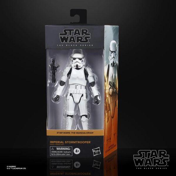*PRE-SALE* Star Wars Black Series Stormtrooper (The Mandalorian) Action Figure