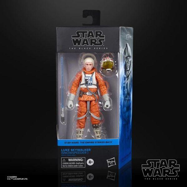 *PRE-SALE* Star Wars Black Series Luke Skywalker (Snowspeeder Gear) Action Figure