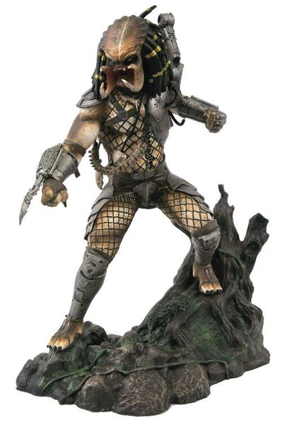 *PRE-SALE* Diamond Gallery Predator (Unmasked) SDCC 2020 Limited Edition Exclusive Figure Diorama
