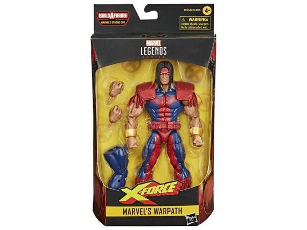 *PRE-SALE* Marvel Legends X-Force Warpath Action Figure