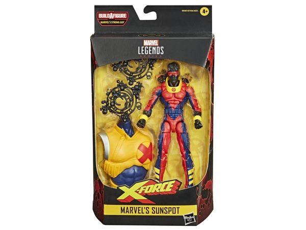 *PRE-SALE* Marvel Legends X-Force Sunspot Action Figure