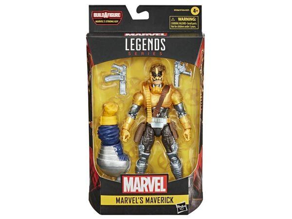 Marvel Legends Maverick Action Figure
