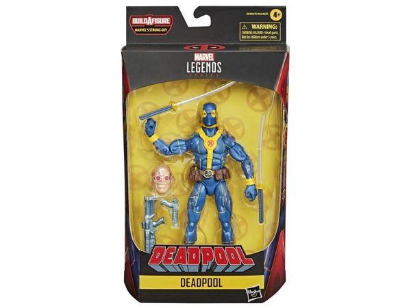 Marvel Legends Deadpool (Blue Costume) Action Figure