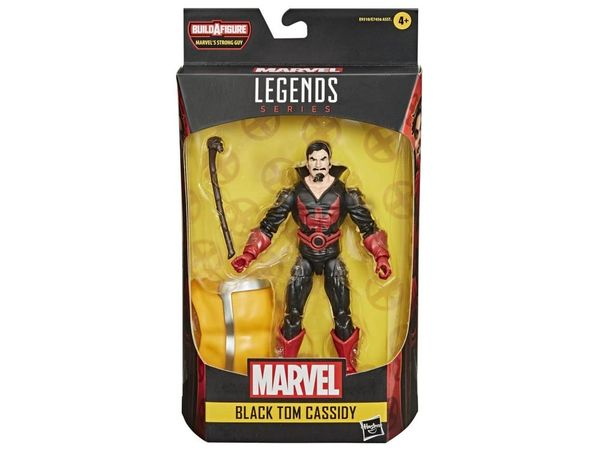 Marvel Legends Black Tom Cassidy Action Figure