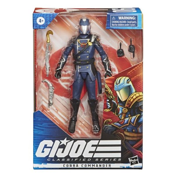 *PRE-SALE* G.I. Joe Classified Series Cobra Commander Action Figure