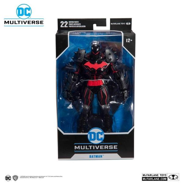 DC Multiverse Batman (Hellbat Suit) Action Figure