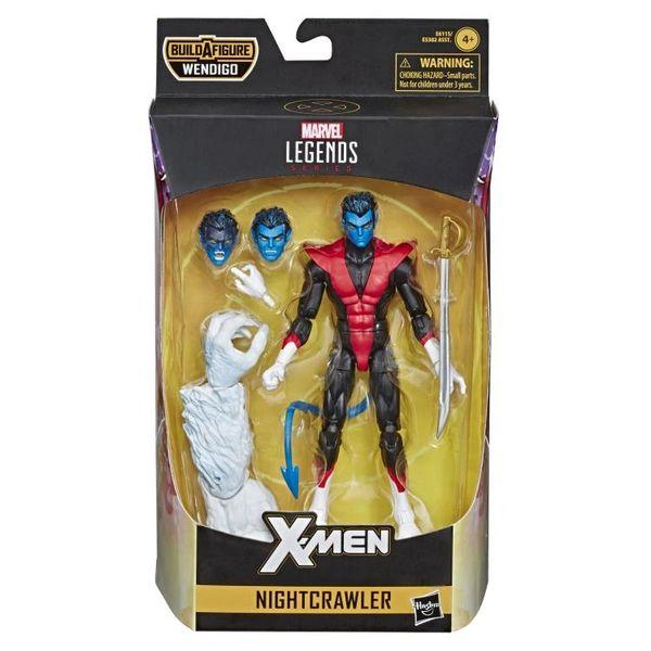 Marvel Legends X-Men Nightcrawler Action Figure