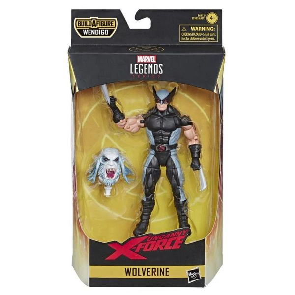 Marvel Legends X-Force Wolverine Action Figure