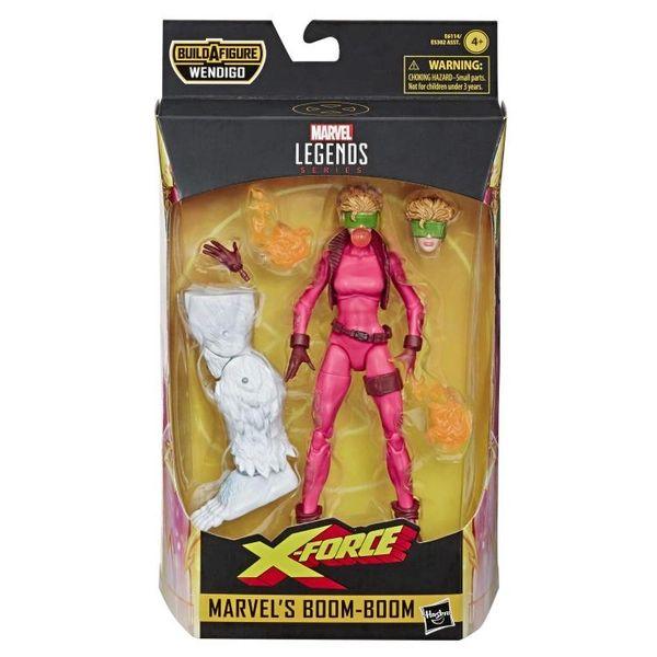 Marvel Legends X-Force Boom Boom Action Figure