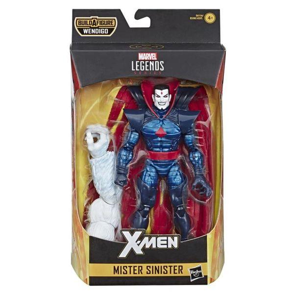 Marvel Legends X-Men Mr. Sinister Action Figure