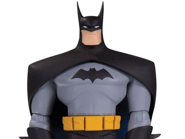 Justice League Animated Batman Action Figure