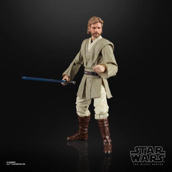 Star Wars Black Series Attack of the Clones Obi-Wan Kenobi Action Figure