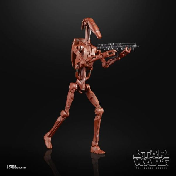 Star Wars Black Series Attack of the Clones Battle Droid Action Figure